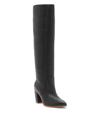 Paiton Knee-High Leather Boots by 1.STATE