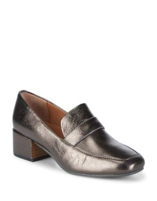 Eliott Leather Loafers 500087569753