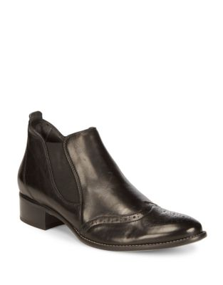 Jay Leather Boots by Paul Green