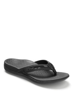 Tide II Leather Sandals by Vionic