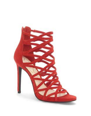 Razella Suede Stilettos by Jessica Simpson