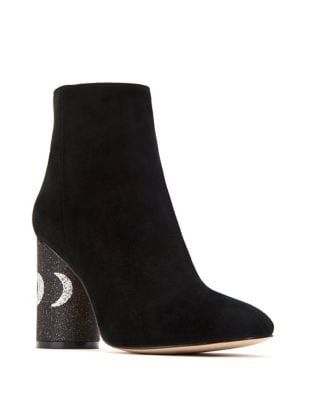 Mayari Suede Booties by Katy Perry