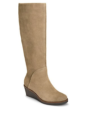 17a9bc75f1d Ugg - Women's Janina Mid-Calf Dyed Fur Boots - lordandtaylor.com