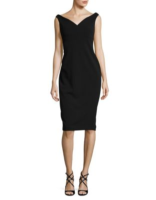 Sweetheart Bodycon Dress by Calvin Klein