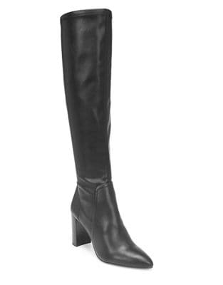 Kolette Faux Leather Knee-High Boots by Franco Sarto