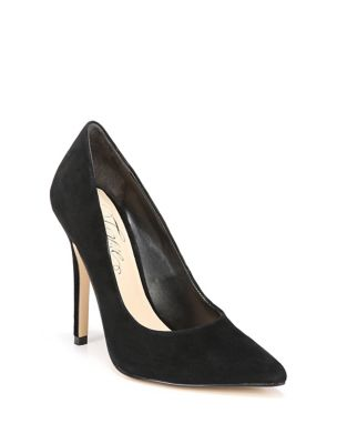 Alexi Suede Pumps by Fergie
