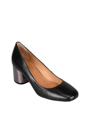 Briarcliff Leather Pumps by Corso Como