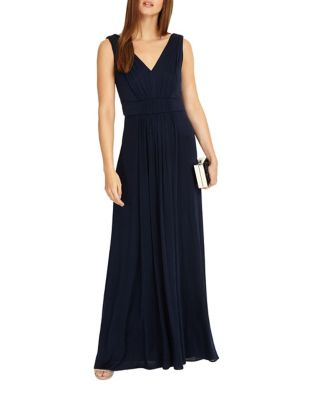 Self Tie Back Maxi Dress by Phase Eight
