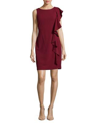 Ruffled Sleeveless Dress by Mika & Gali