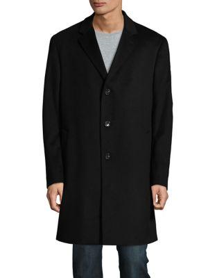 Cashmere Car Coat @...
