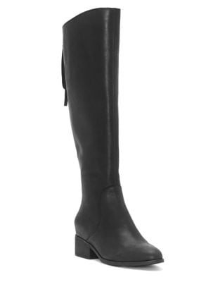 Lanesha Leather Knee-High Boots by Lucky Brand