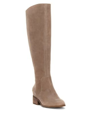 Lanesha Suede Knee-High Boots by Lucky Brand