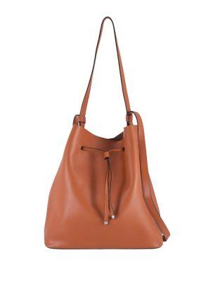 Halina RFID Large Leather...