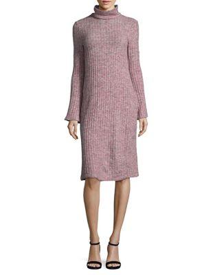 Space-Dye Sweater Dress by Wayf