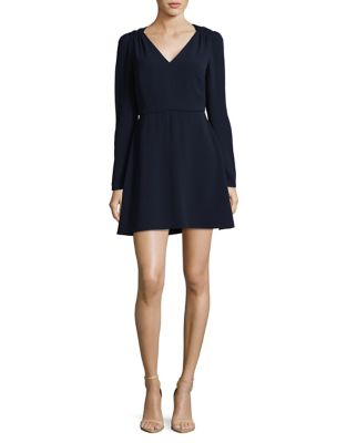 V-Neck A-Line Dress by Wayf