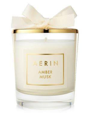 Amber Musk Candle/7 oz.