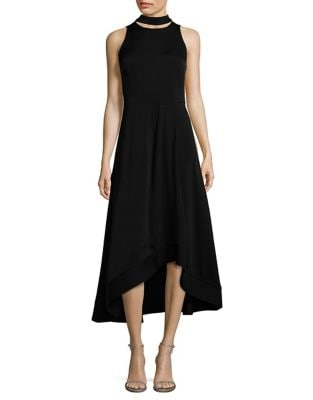 Sleeveless Hi-Lo Dress by Shoshanna