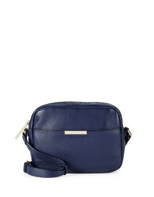 Textured Leather Mini Bag 500087636589