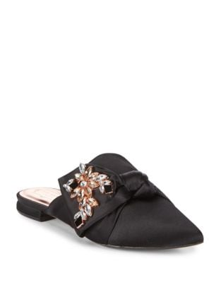 Knot Point Toe Mules by Ted Baker London