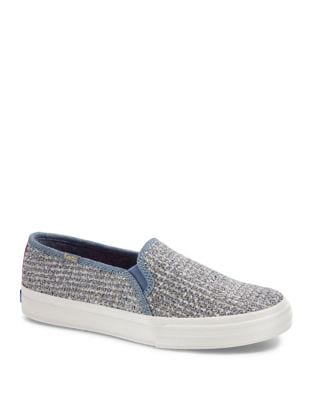 Double Decker Slip-On Sneakers by Keds