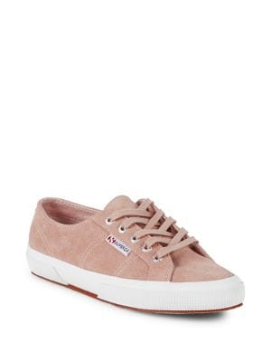 Suede Sneakers by Superga