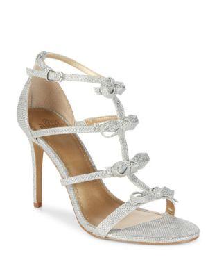Yasmin Strappy Dress Sandals by Belle Badgley Mischka