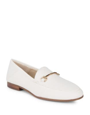 Loraine Leather Loafers by Sam Edelman