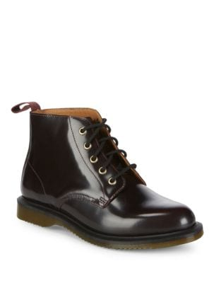 Emmeline Leather Ankle Boots by Dr. Martens