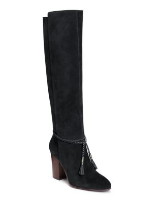 Lasso Suede Tall Boots by Aerosoles