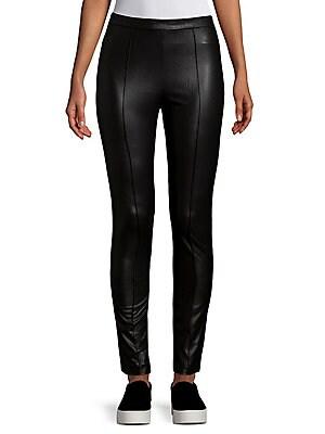 7413a9b555040 Spanx. Maternity Power Mama Ankle Jean-ISH Leggings. $110.00 · BCBGMAXAZRIA  - Faux Leather Leggings