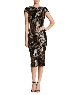 Marcella Bodycon Dress by Dress The Population