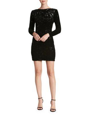 Lola Velvet Bodycon Dress by Dress The Population
