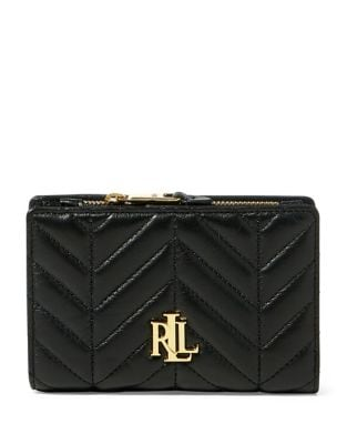 Quilted Leather Wallet 500087695897