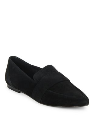 Hayden Suede Loafers by 424 Fifth