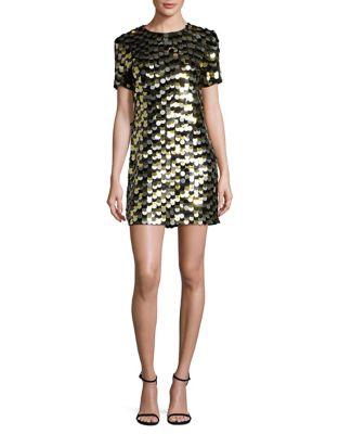 Sequin Mini Dress by Rachel Zoe