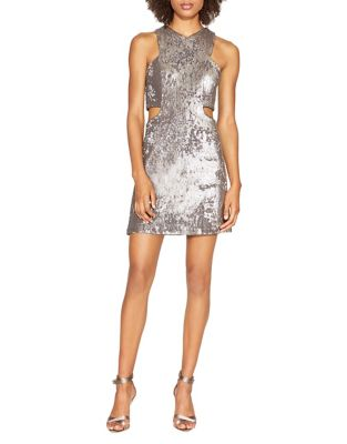 Sequined Sheath Dress by Tadashi Shoji
