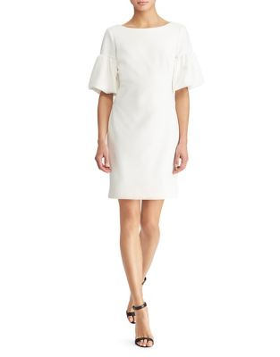 Slim-Fit Ponte Dress by Lauren Ralph Lauren
