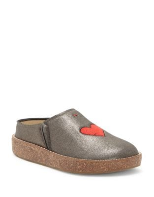 Tillie Leather Mules by Ed Ellen Degeneres