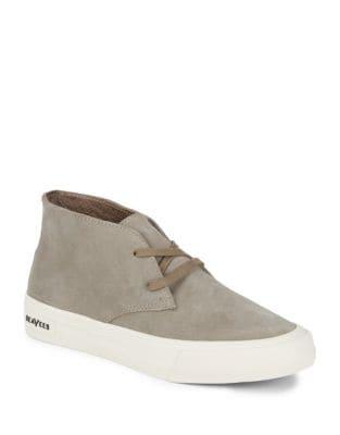 Maslon Suede Sneakers by Seavees