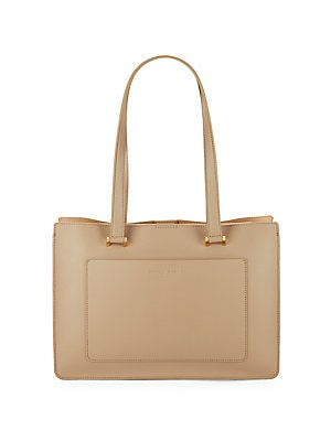 0c17356000dd Donna Karan - Medium Leather Tote Bag