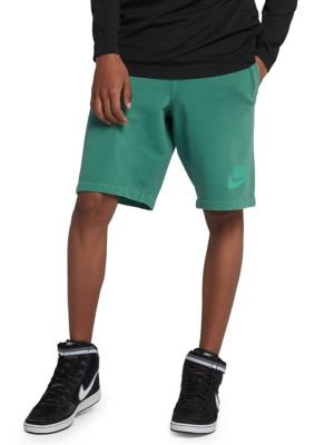 Athletic Drawstring Shorts...