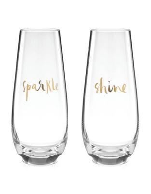 Sparkle and Shine Stemless...