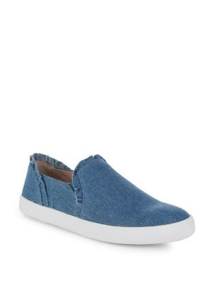 Lilly Denim Slip-On Sneakers 500087777396