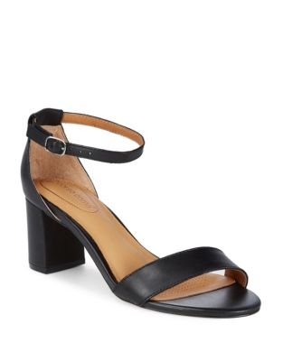 Caress Leather Sandals by Corso Como