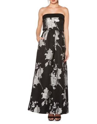 Jacquard Ballgown by Laundry by Shelli Segal