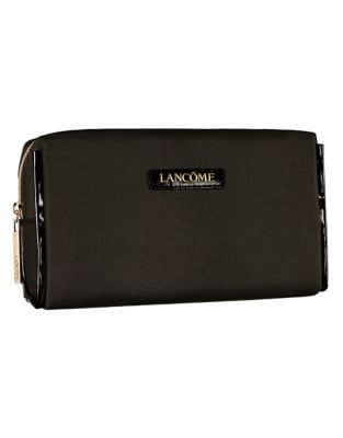 Image of Lancome Black Cosmetics Pouch