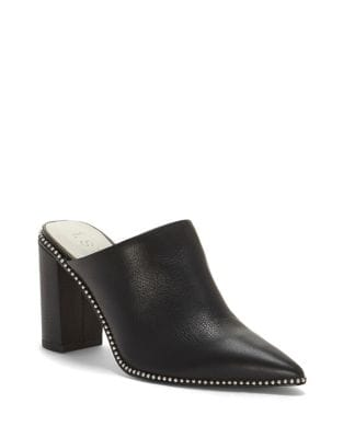 Relle Leather Mules by 1.STATE