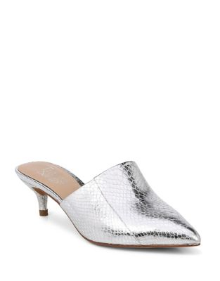Doxie Mules by Franco Sarto