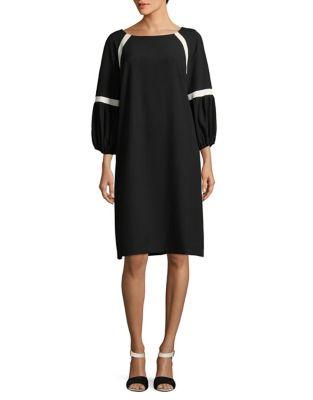 Plus Classic Shift Dress by Gabby Skye
