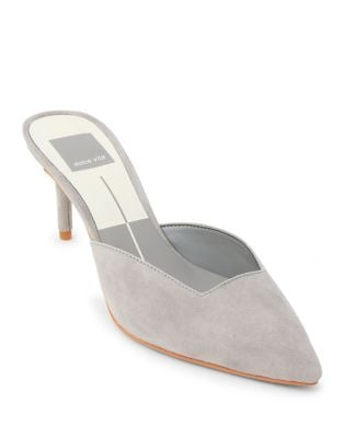 Ryhme Suede Mules by DV by Dolce Vita
